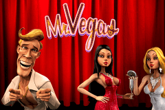 logo mr vegas betsoft slot game