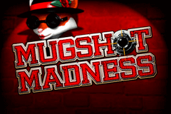 logo mugshot madness microgaming slot game