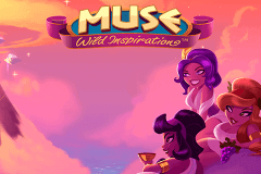 logo muse netent slot game