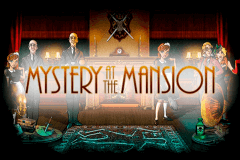 logo mystery at the mansion netent slot game