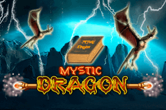 logo mystic dragon merkur slot game