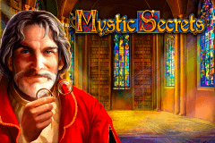 logo mystic secrets novomatic slot game