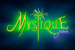 logo mystique grove microgaming slot game