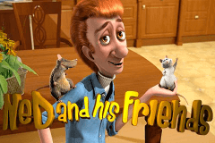 logo ned and his friends betsoft slot game