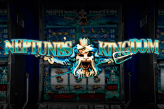 logo neptunes kingdom playtech slot game