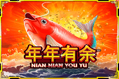 logo nian nian you yu playtech slot game
