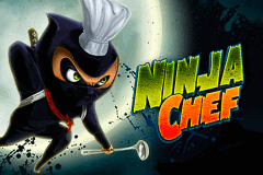 logo ninja chef isoftbet slot game
