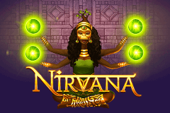 logo nirvana yggdrasil slot game