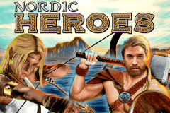 NORDIC HEROES IGT SLOT GAME