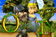 logo once upon a time betsoft slot game