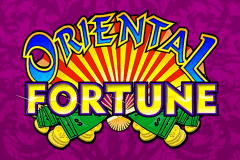 logo oriental fortune microgaming slot game