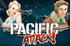 logo pacific attack netent slot game