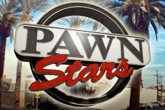 logo pawn stars bally slot game