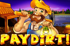 logo pay dirt rtg slot game