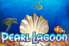 logo pearl lagoon playn go slot game