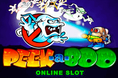 logo peek a boo microgaming slot game
