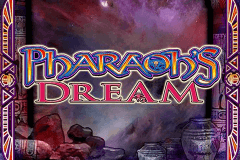 logo pharaohs dream bally slot game
