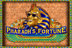 logo pharaohs fortune igt slot game