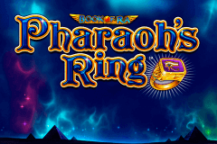 logo pharaohs ring novomatic slot game