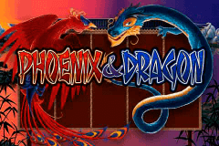 PHOENIX AND DRAGON MERKUR SLOT GAME