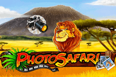 logo photo safari playn go slot game