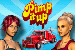 logo pimp it up merkur slot game