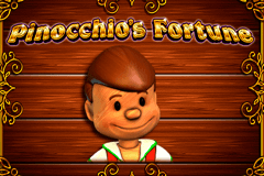 logo pinocchios fortune 2by2 gaming slot game