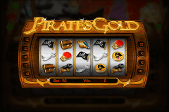logo pirates gold netent slot game