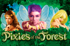 logo pixies of the forest igt slot game