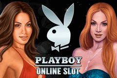 logo playboy microgaming slot game