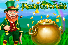 logo plenty o fortune playtech slot game
