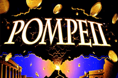 logo pompeii aristocrat slot game