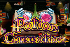 POTION COMMOTION NEXTGEN GAMING SLOT GAME