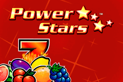 logo power stars novomatic slot game