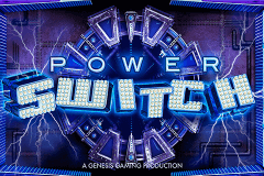 logo power switch genesis