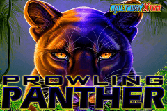 logo prowling panther igt slot game