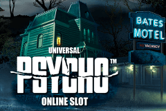 logo psycho nextgen gaming slot game