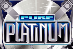 logo pure platinum microgaming slot game