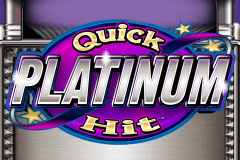 logo quick hit platinum bally slot game