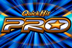 logo quick hit pro bally slot game