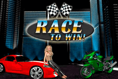 logo race to win merkur slot game