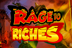 logo rage to riches playn go