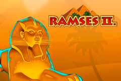 logo ramses ii novomatic slot game