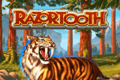 logo razortooth quickspin slot game