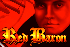 logo red baron aristocrat slot game