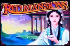 logo red mansions igt slot game