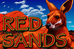 logo red sands rtg slot game
