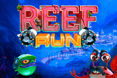 logo reef run yggdrasil slot game