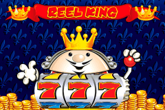 logo reel king novomatic slot game