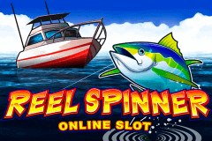 logo reel spinner microgaming slot game
